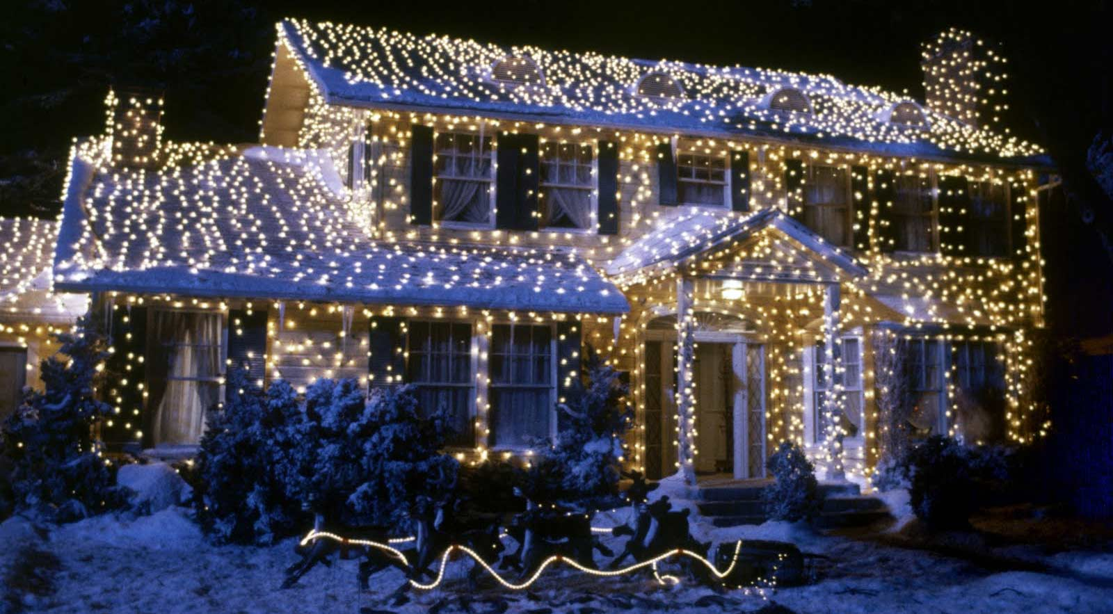 christmas like the griswolds social assurance - Clark Griswold Christmas Decorations